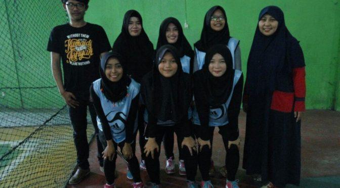 Women's Futsal Team of Sastra Inggris Unimus