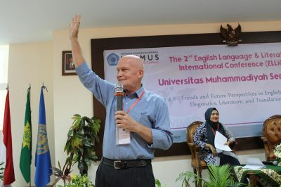 FBBA Sukses Gelar 2nd English Language and Literature International Conference