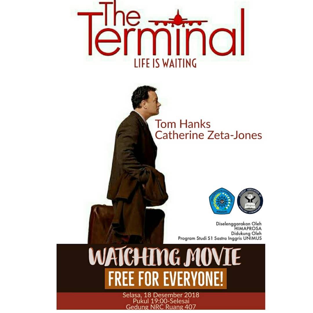 Watching Movie Hadir Lagiiiiiii S1 Sastra Inggris Unimus
